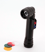 Hi-Lite 2053, LED (Black) Mini Army Lite